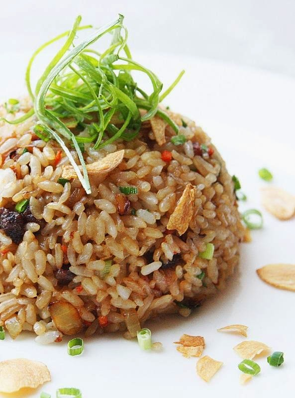 Magosaburo Beef Garlic Fried Rice