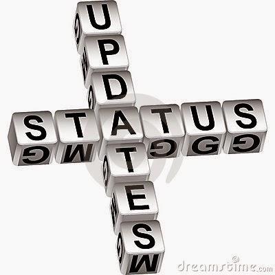 updates status