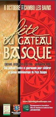 Fête du Gâteau Basque 2013
