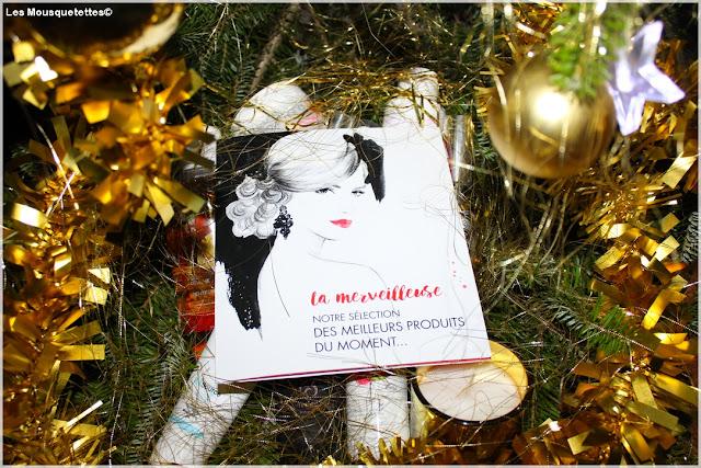 Ma Boîte à Beauté La Merveilleuse 2015 - Les Mousquetettes©