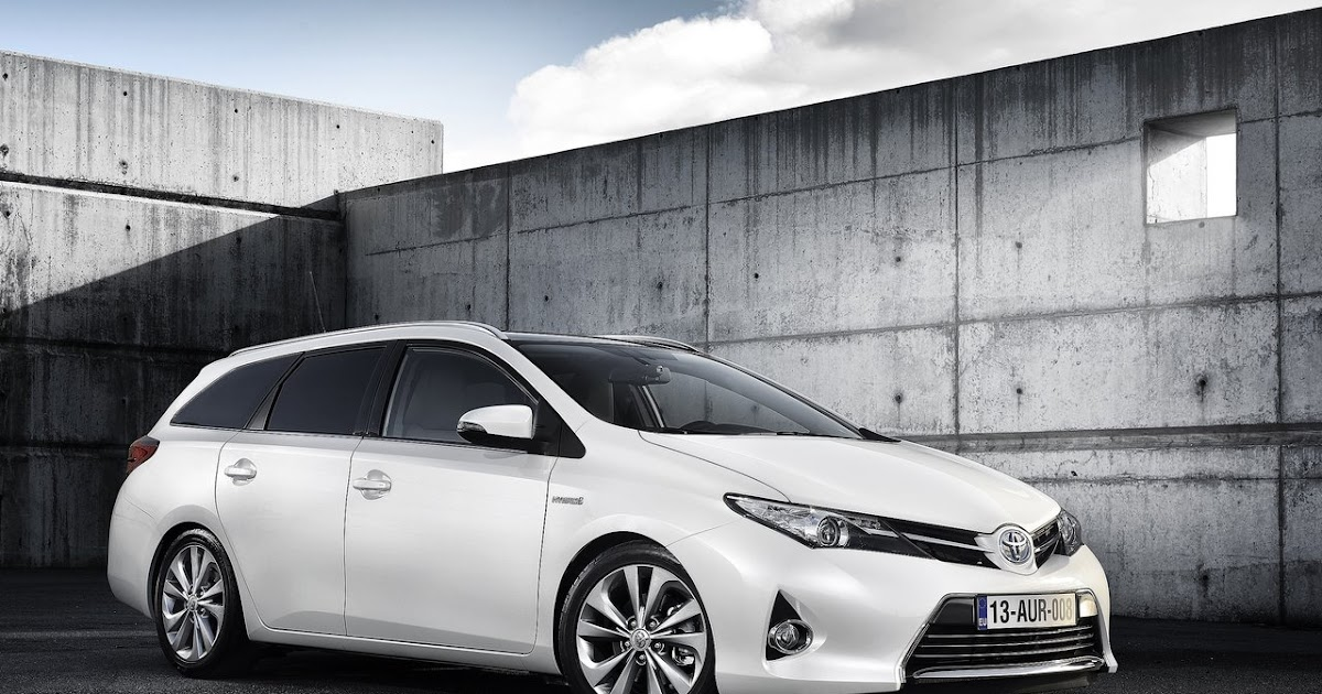 All Cars New Zealand 2013 Toyota Auris Touring Sports