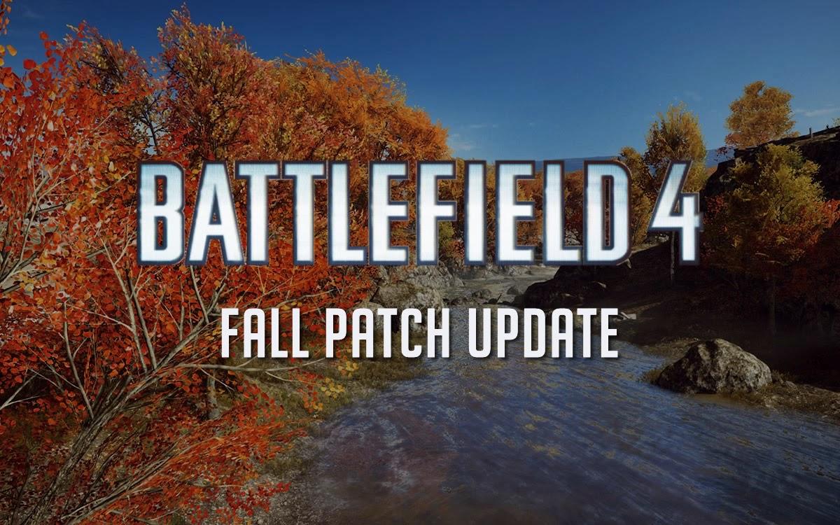 Fall Patch para Battlefield 4 entra em fase de certificação