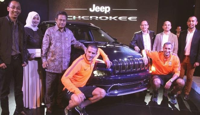 Launching All-new Jeep Cherokee di Indonesia