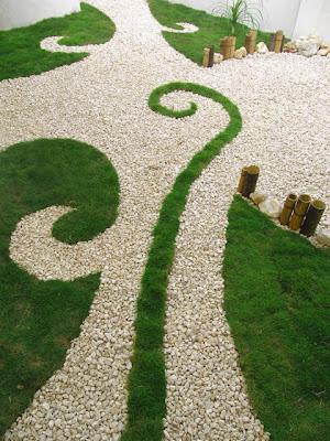 foto2 servicios de jardineria playa del carmen - diseño de jardines pequenos