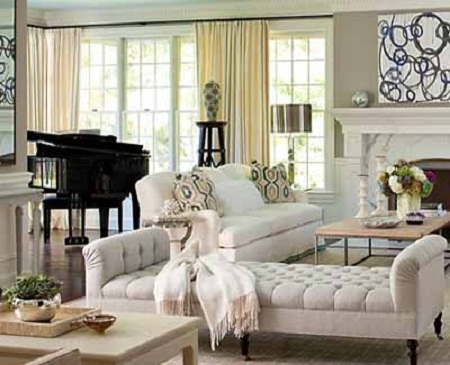 Formal Living Room Ideas Grand Piano