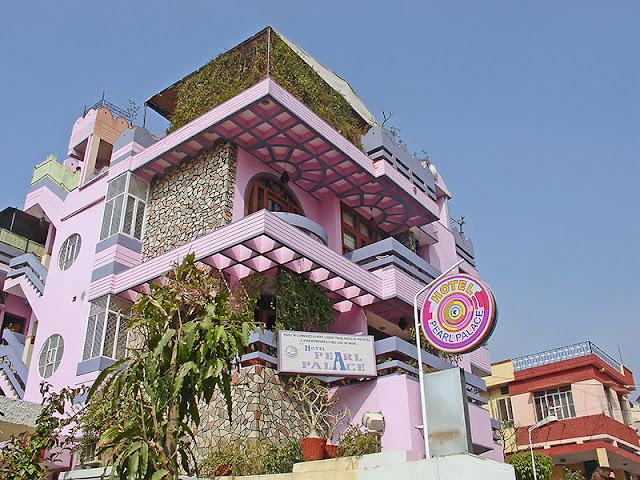 L'hôtel Pearl Palace à Jaipur