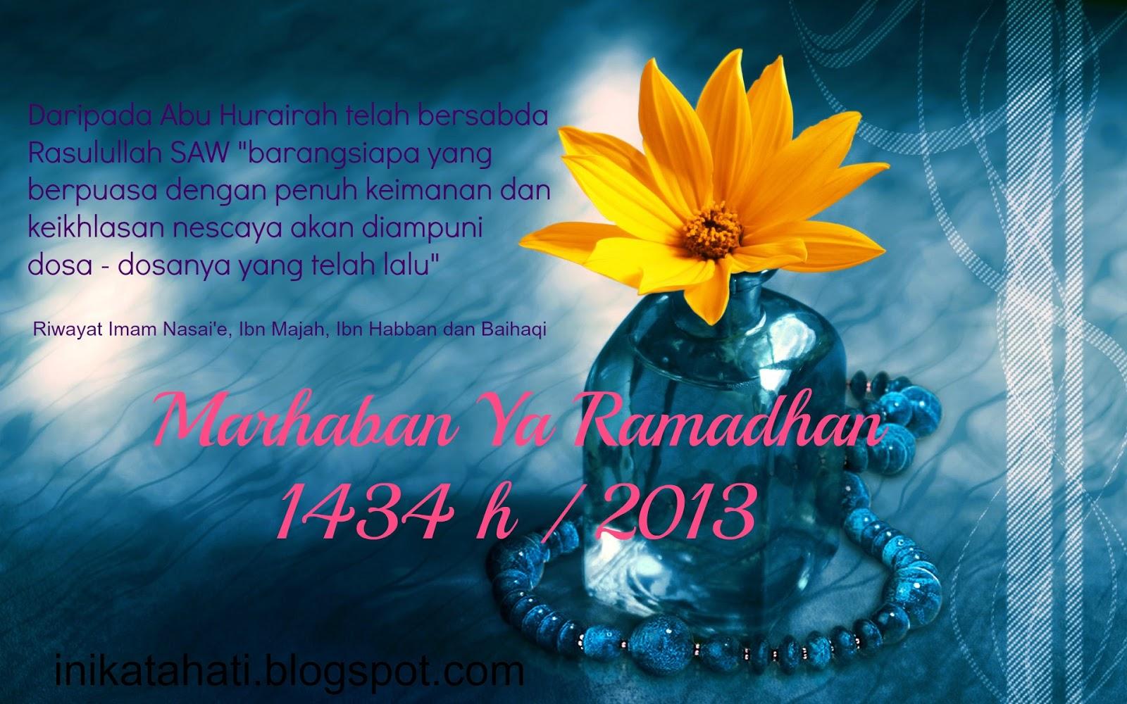 Marhaban Ya Ramadhan Contest #01