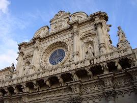 Basilica Santa Croce, Lecce