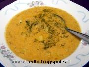 Zemiaková polievka s bryndzou - recept