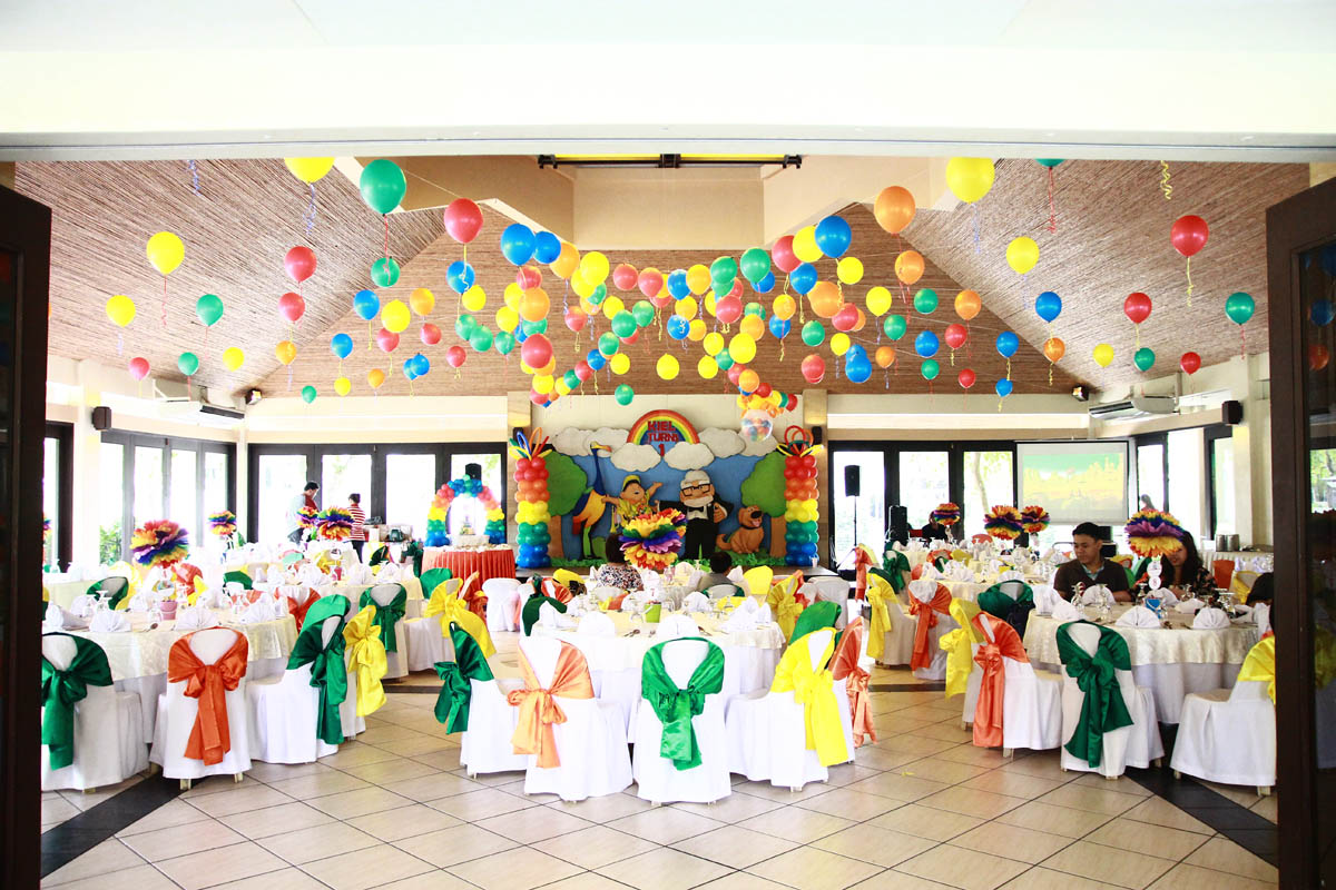 Lique 39 s antics kiel 39 s 1st birthday party suppliers for 1st birthday hall decoration ideas