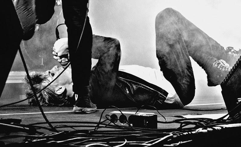 Jerker Ersare från The Resonance på Sundsvalls Gatufest 2010.