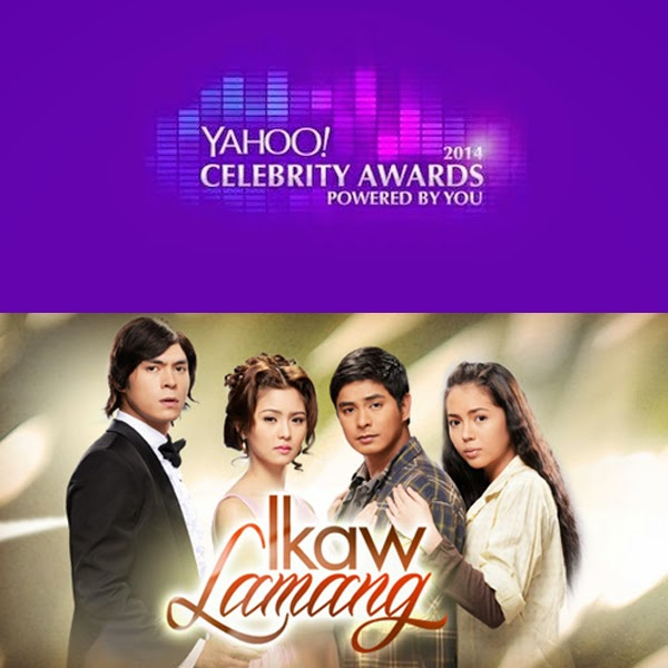 Kim Chiu, Coco Martin lead Yahoo Celebrity Award 2014 polls