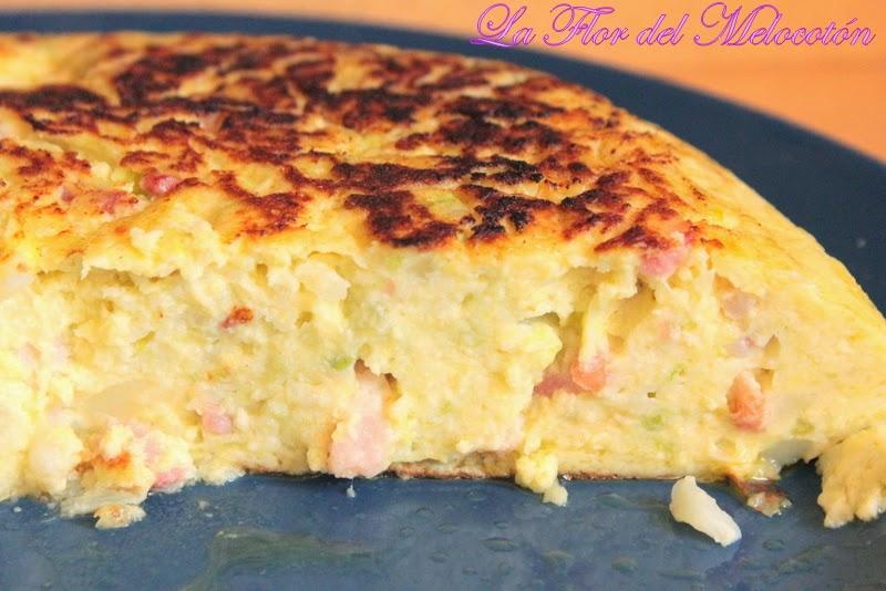 Pastel- Tortilla de col