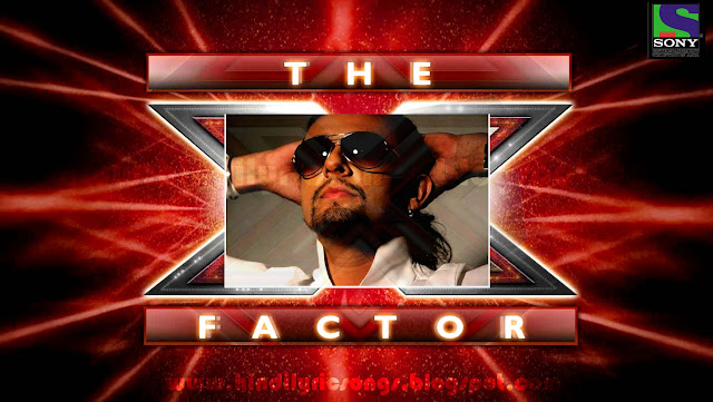 sonu nigam is judging the X-Factor