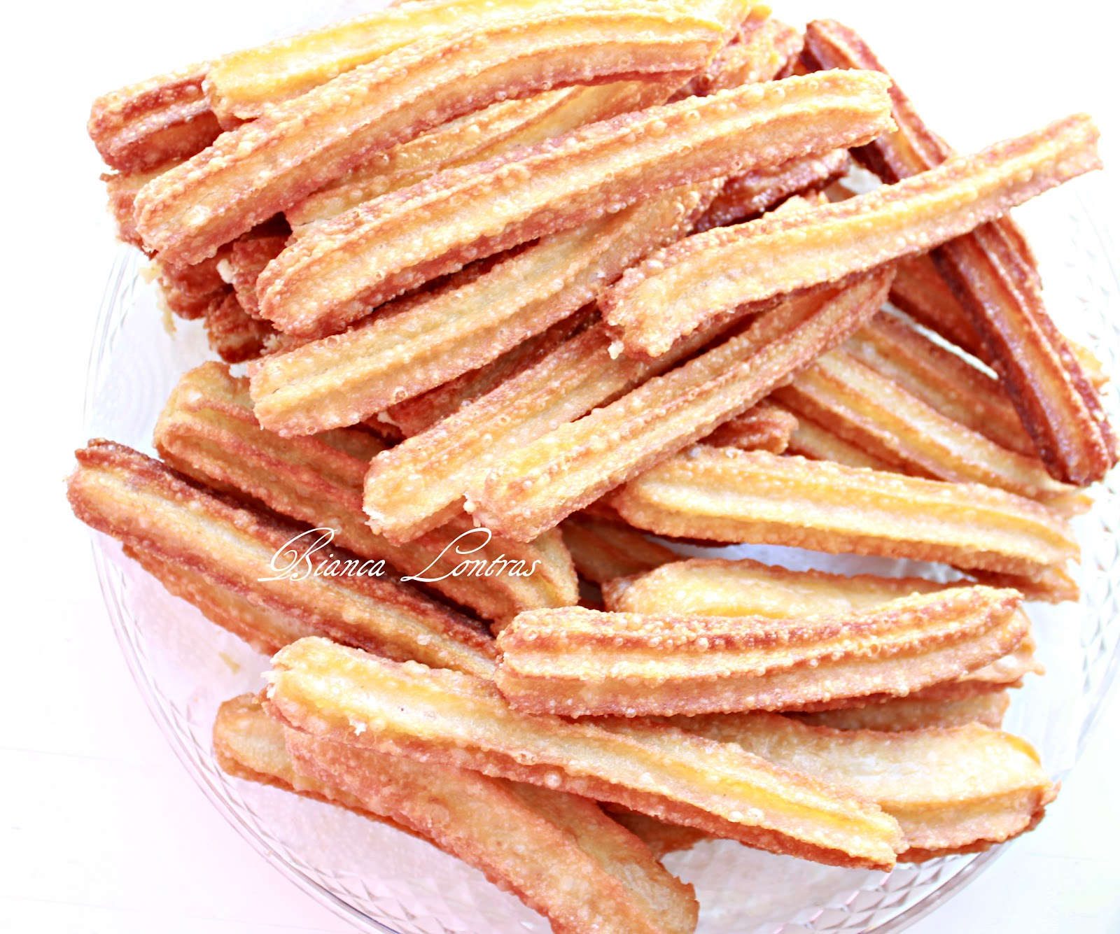 Cooking with Nico and Bianca: Churros (Bianca)