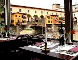 Cena en Florencia