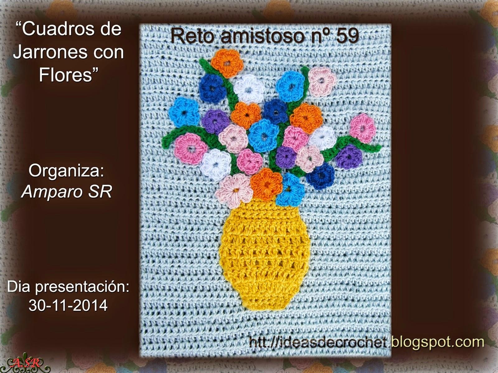 Reto Amistoso Nº 59 - Jarrones con Flores
