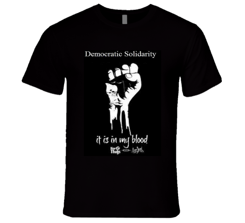Democratic Solidarity T-shirt