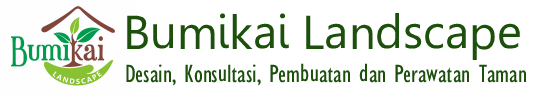 Jasa Pembuatan Taman Bumikai Landcape