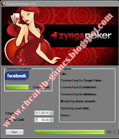 Zynga Poker Hack v4.6 Proof 2