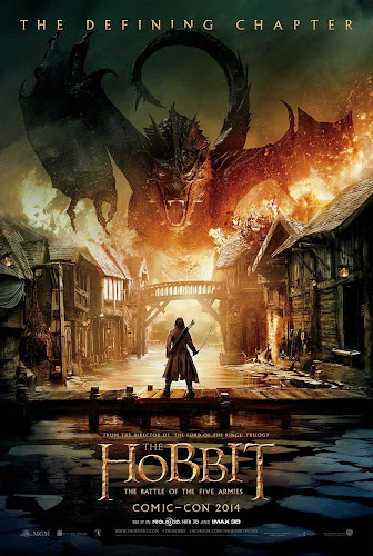 The Hobbit: The Battle of the Five Armie (Web-DL 720p Dual Ingles / Latino) (2014)