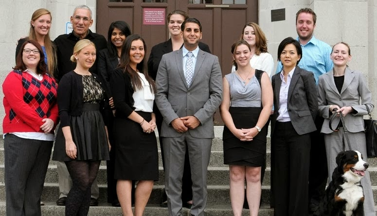 ILS Staff, 2013-14