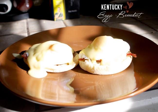 Kentucky Eggs Benedict