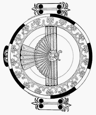 Circle Mandala Coloring Pages
