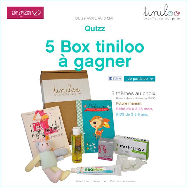 5 box Tiniloo