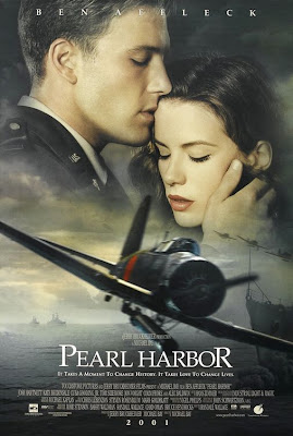 Watch Pearl Harbor 2001 BRRip Hollywood Movie Online | Pearl Harbor 2001 Hollywood Movie Poster