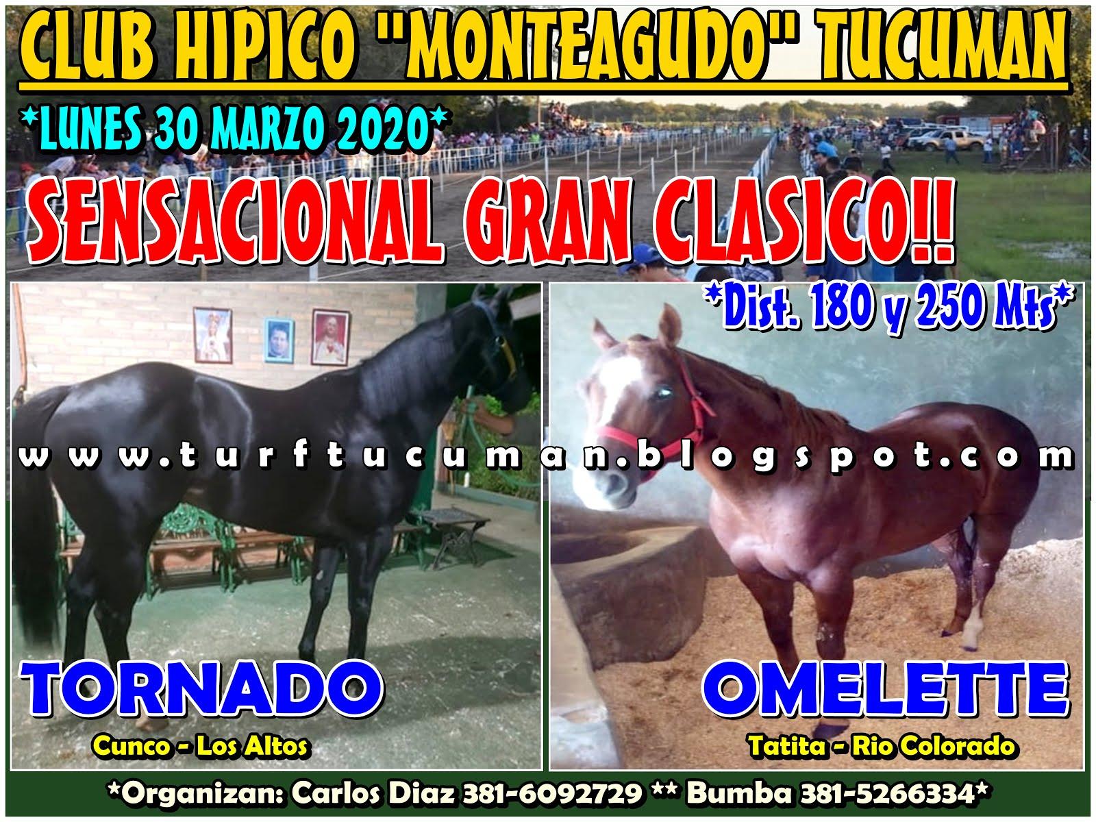 TORNADO VS OMELETTE