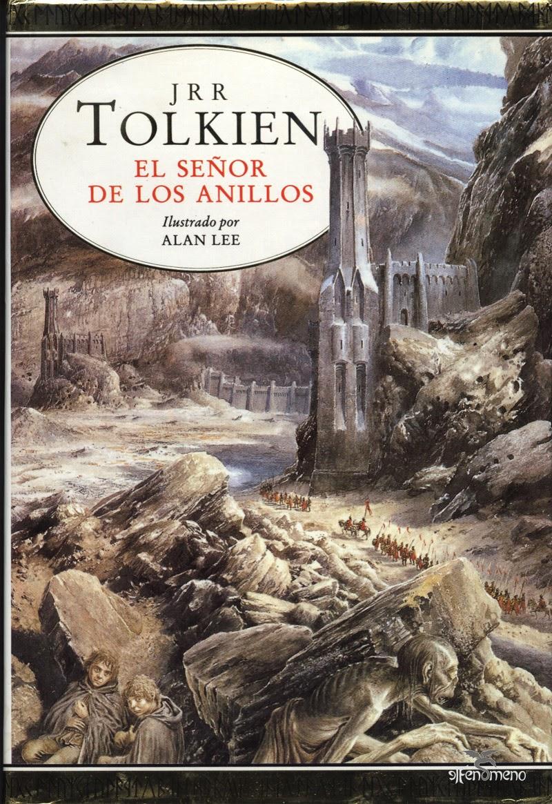 El señor de los anillos J R R Tolkien