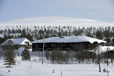 Kiilopää Fell Centre, Saariselkä, Lapland