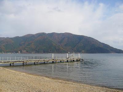 滋賀県・奥びわ湖