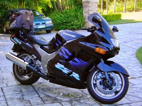 Kawasaki Ninja ZX-11/ZZ-R1100