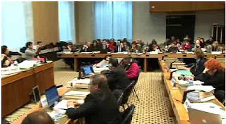Audition de la France par le comité des droits de l'enfant de l'ONU