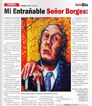 Mi Entrañable Señor Borges