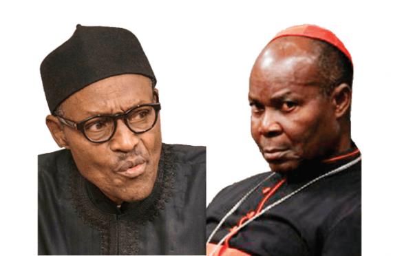 Buhari should call El-Rufai to order - Cardinal Okogie