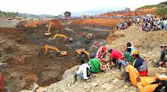 Cauca: Declararán Emergencia Ambiental por minería ilegal
