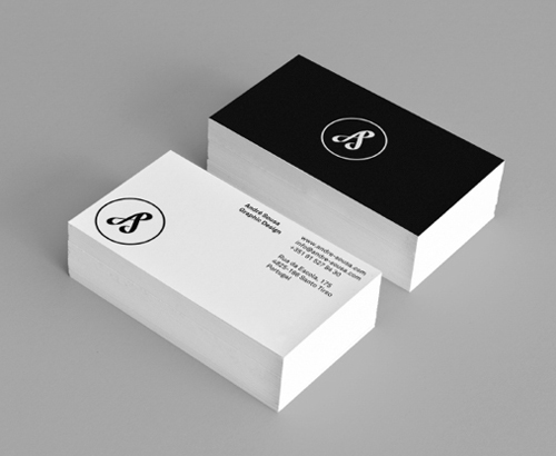 Business card templates and ideas black and white business cards black and white business card reheart Choice Image