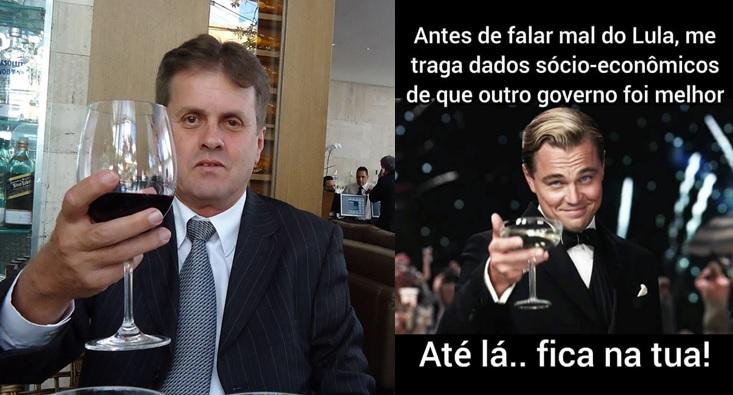 LULA PRESO POLÍTICO!