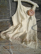 victorian laundry oversized tunic... rose included