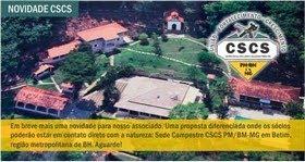 Mais uma novidade: Sede Campestre do CSCS PM/BM em Betim, região metropolitana de Belo Horizonte.