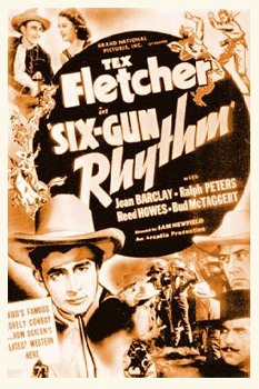 Free Watch Six-Gun Rhythm (1939) Stream Movie Online