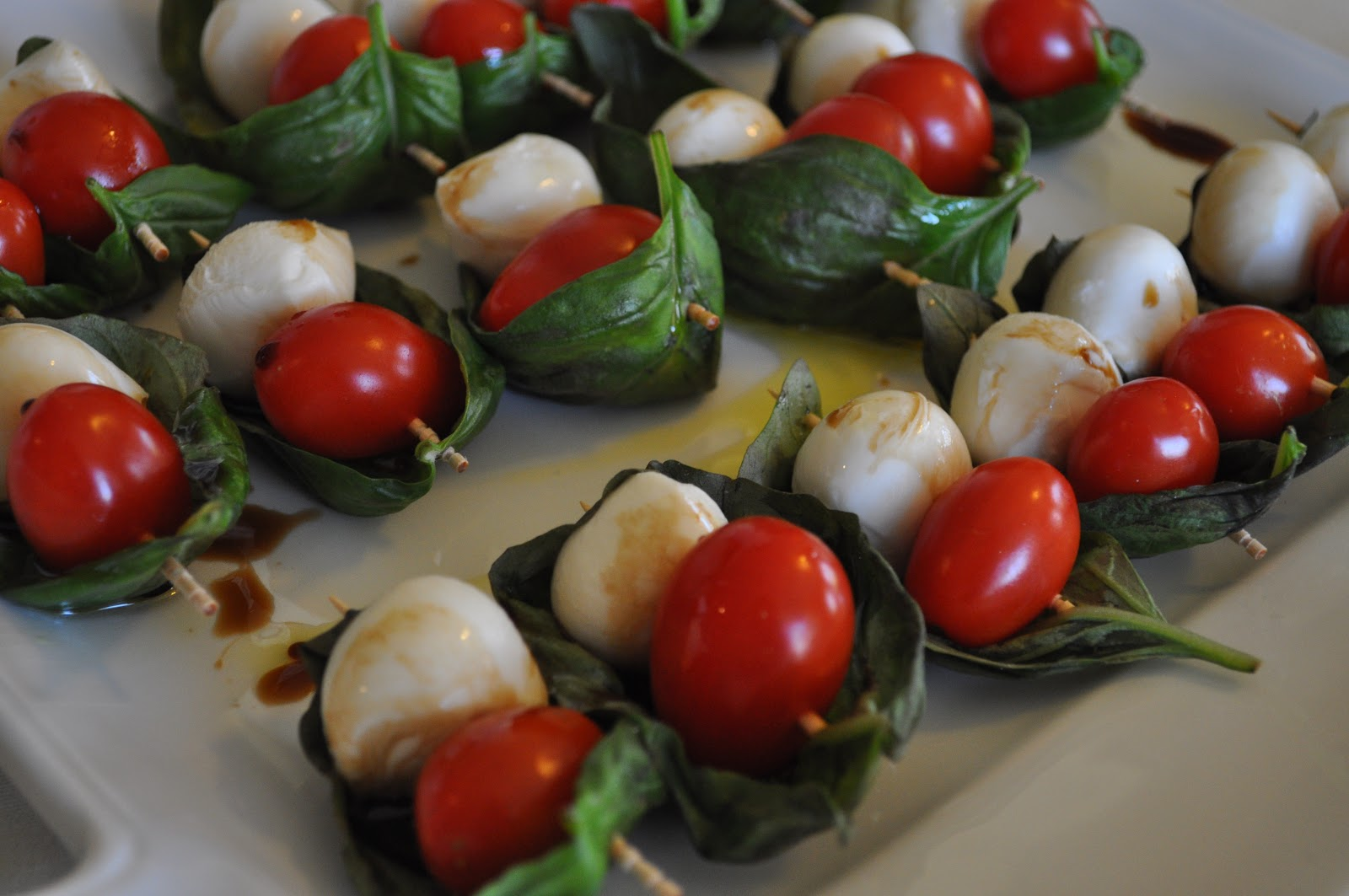 Our Italian Kitchen: Caprese Skewers