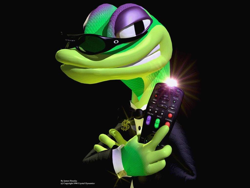 N64 Review: Gex 64: Enter the Gecko (1998)