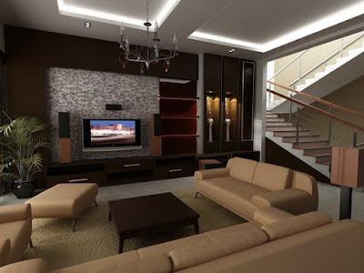 Design of Family Room