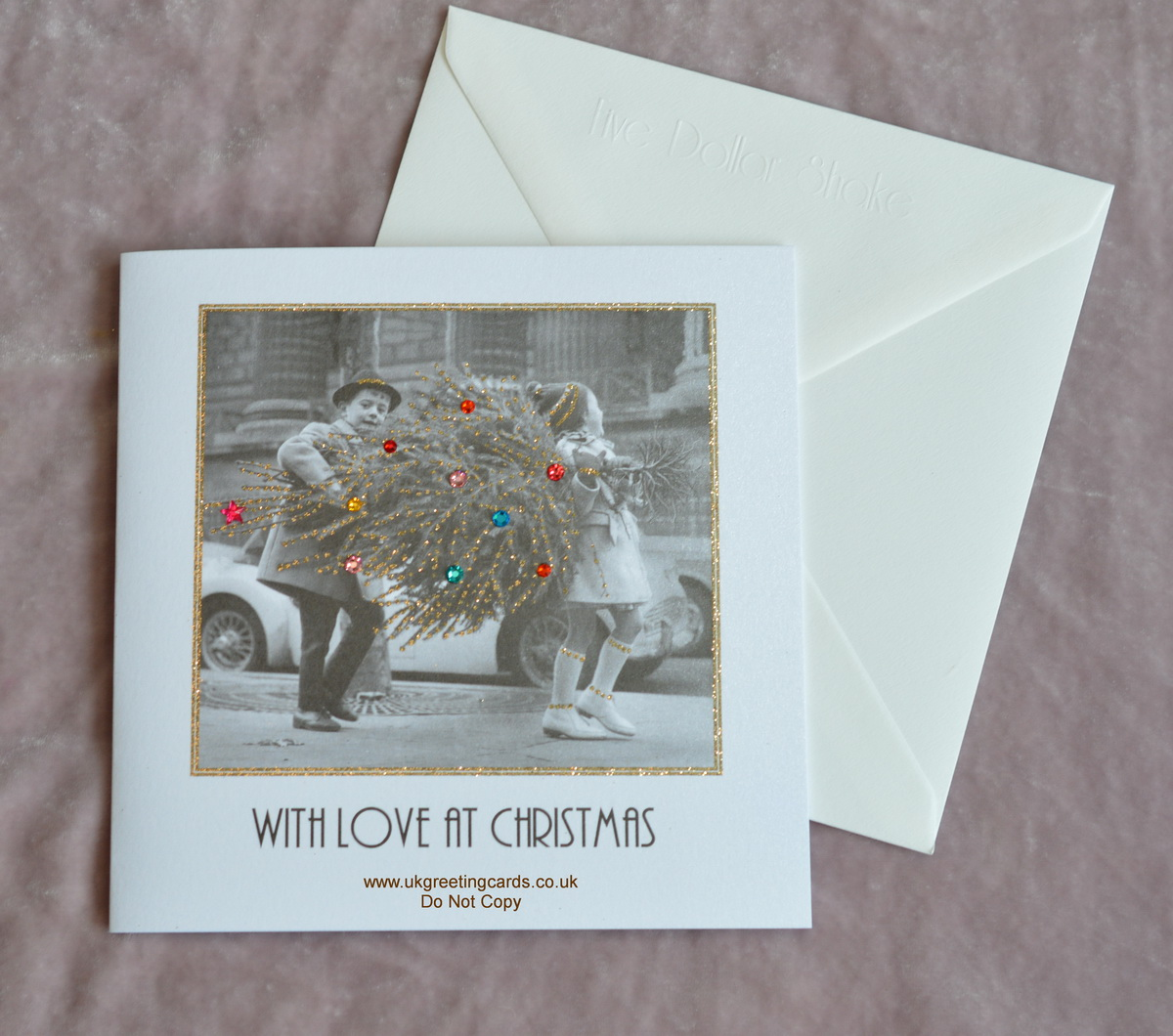 Buy Christmas Cards Online: Five Dollar Shake Christmas Cards