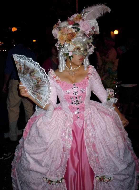 West Hollywood Halloween Madame 2010