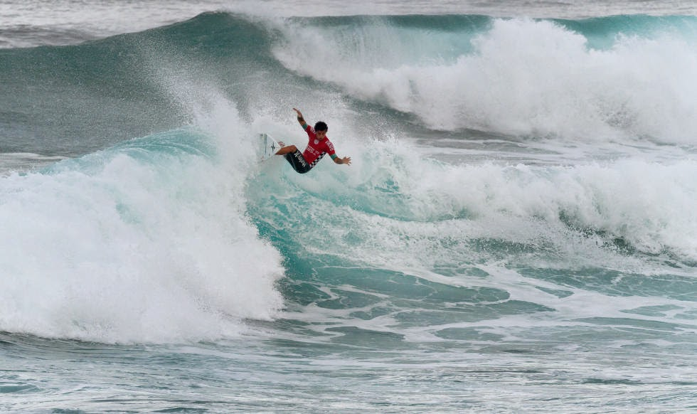 64 Vans World Cup of Sufing 2014 Filipe Toledo Foto ASP